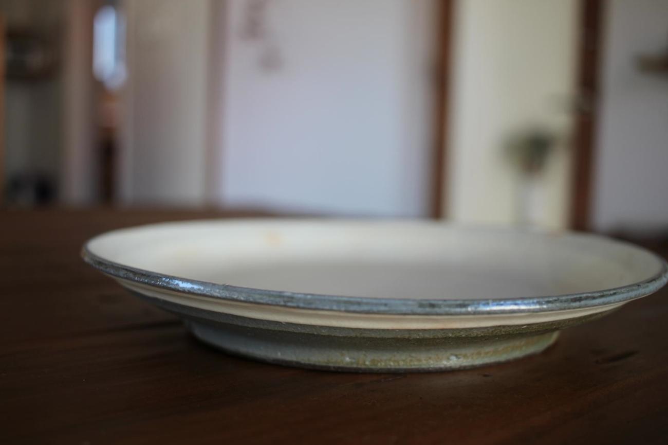 リム7寸皿