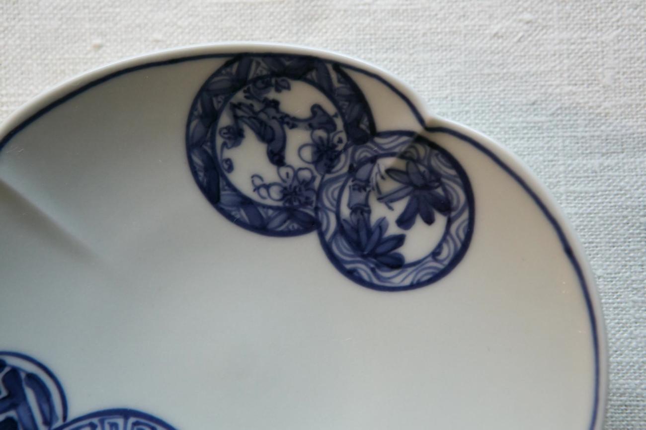 木瓜四寸皿