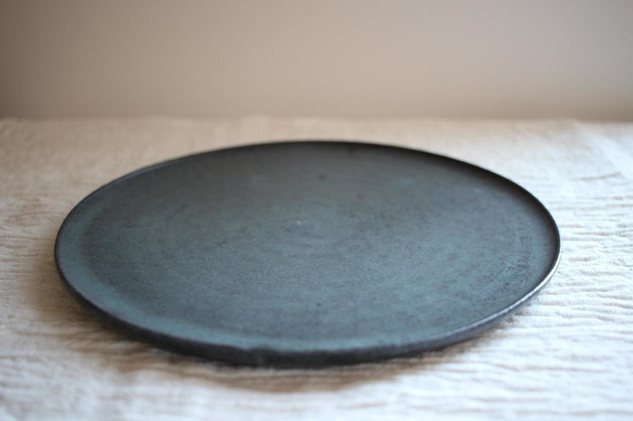 ロクロ平皿22㎝