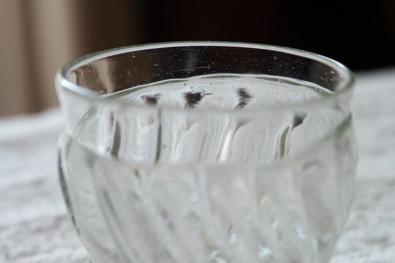 クリアーモールグラス