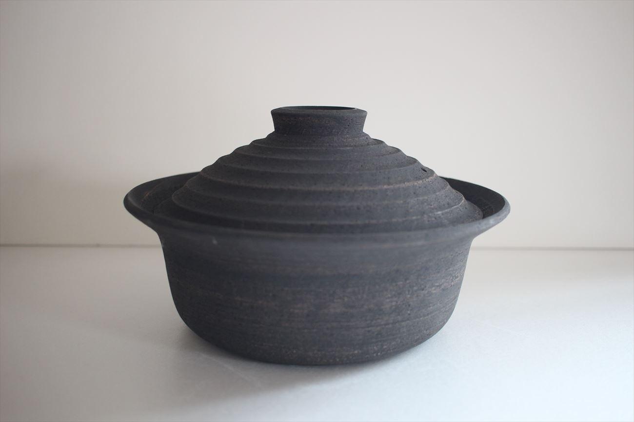 黒土鍋 1人鍋