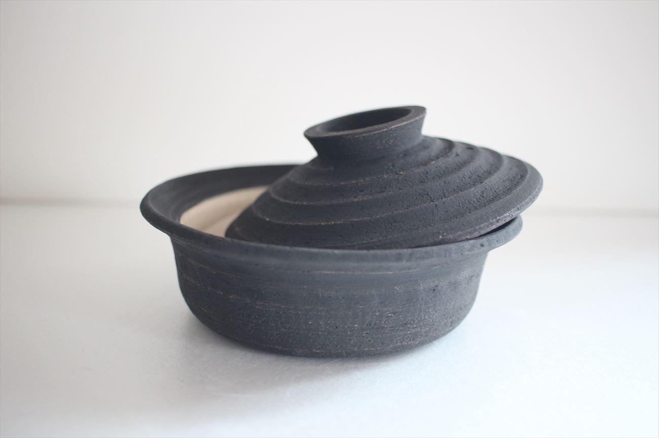 黒土鍋 ミニ